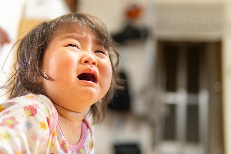 お子様のこんな症状は中耳炎かも?