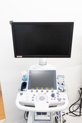 エコー(超音波)検査装置