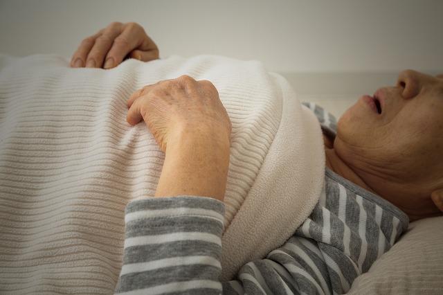 睡眠時無呼吸症候群といびき