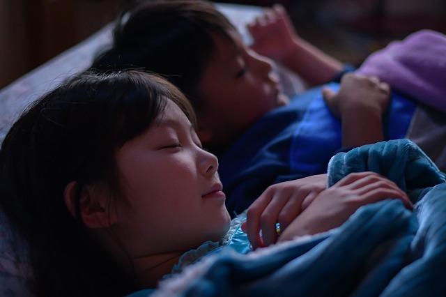 子どもの睡眠時無呼吸症候群